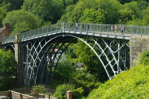 Ironbridge, Ironbridge Shropshire