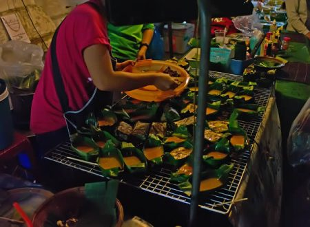 Omelettes - Chiang Mai Night Market