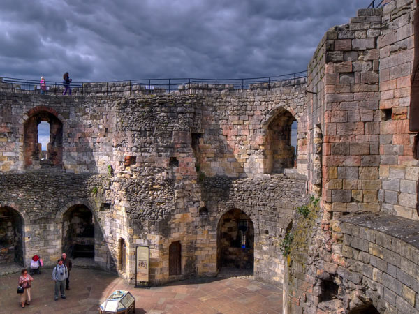 York Castle, Clifford's Tower