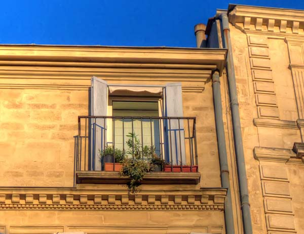 Montpellier - window