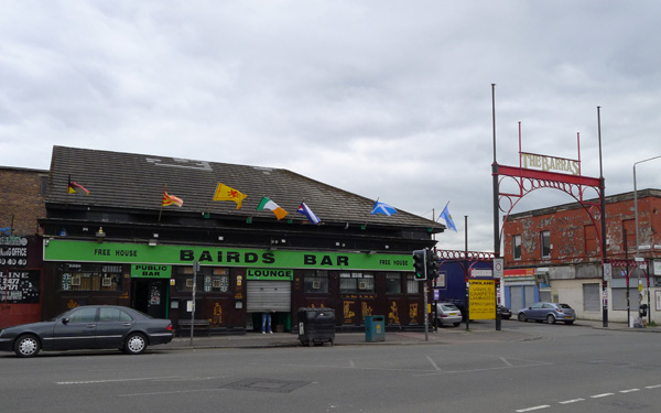 Glasgow East: The Barra Market