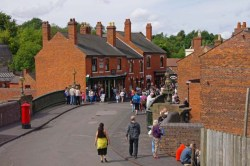 Black Country Museum: The Victorian Street