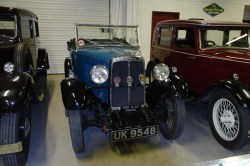 Black Country Museum: Antique Cars
