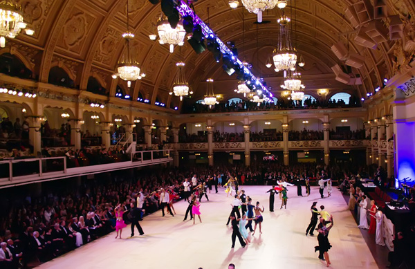 Blackpool Dance - British Championship, Winter Garden