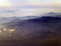 Mae Hong Son flight