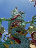 Chiang Mai Chinese Community Centre - Dragon Tower