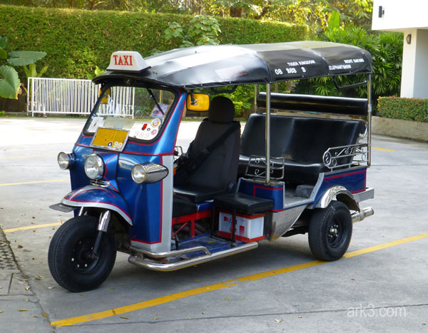 Tuktuk - King of the road