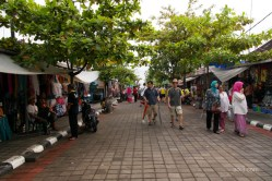 Tanah Lot - retail park