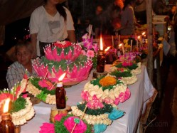 Loy Kratong 6th November - Kratong