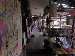ark3_Thonburi klongs, Artists House