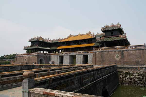 Hue - Citadel/ Forbidden City
