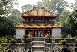 Hue - Tomb of Minh Mang
