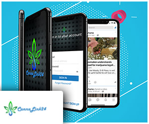 Cannalink24 - The Best Cannabis Social Media Platform!