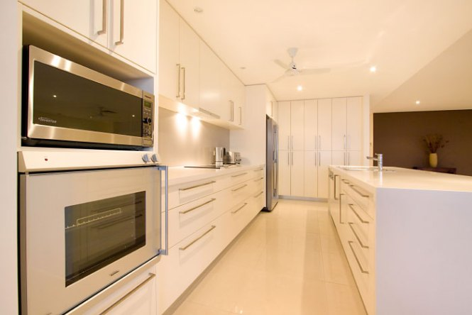 Arkaba Apartment Kitchen With
