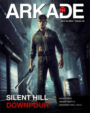 Revista Digital Arkade - Edição Número 34