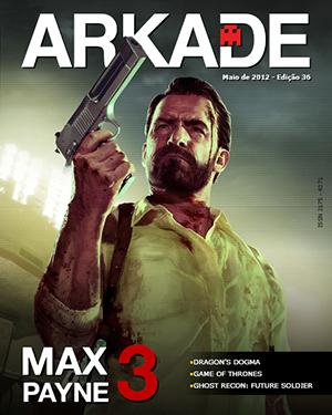Revista Digital Arkade - Edição Número 36