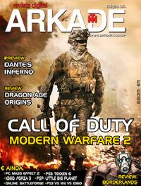 Revista Digital Arkade – Edição número 5