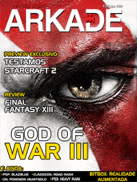 Revista Digital Arkade – Edição número 9