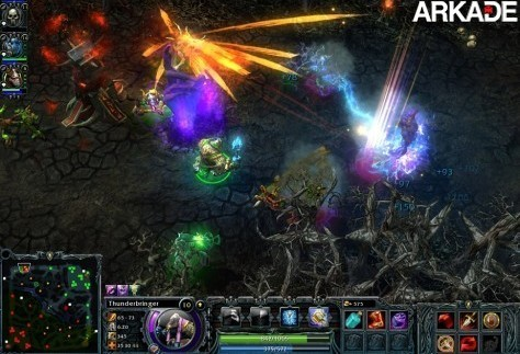 Keys para o closed beta de Heroes of Newerth - HoN
