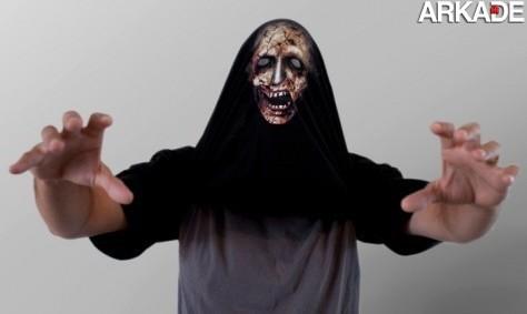 Compre o novo Resident Evil e ganhe uma camiseta de Zumbi