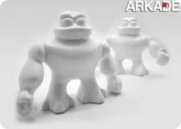 Brinquedo que não é de brincar - A história do Toy Art