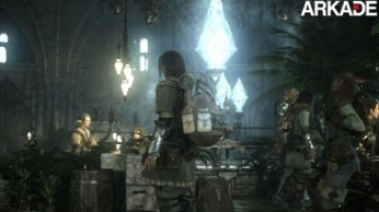 Liberadas novas imagens de Final Fantasy XIV