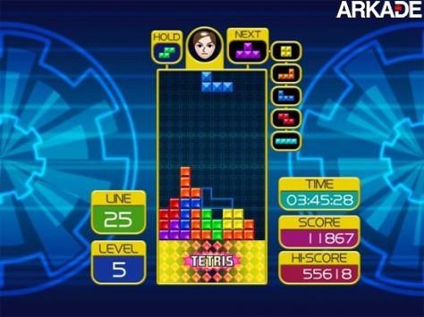 Pesquisa revela que jogar Tetris faz bem para o cérebro