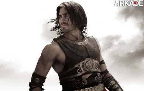 Lançado o trailer oficial do filme Prince of Persia: Sands of Time