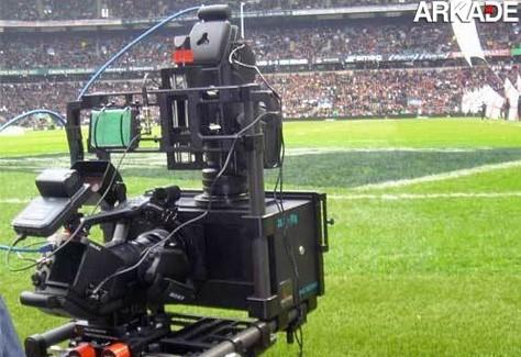 Sony vai filmar Copa de 2010 com câmeras 3D