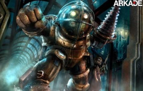Veja como é atacar inimigos na pele de Big Daddy em BioShock 2
