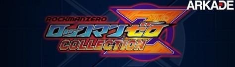 Série Mega Man Zero será relançada em coletânea para DS