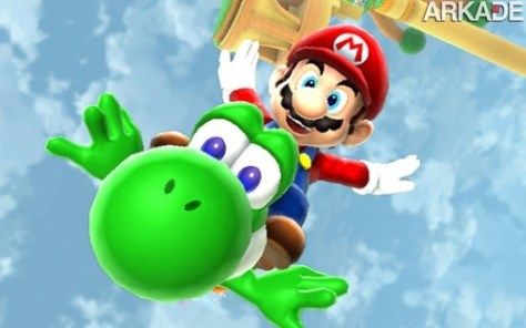 Super Mario Galaxy 2 chegará nas lojas dia 23 de maio