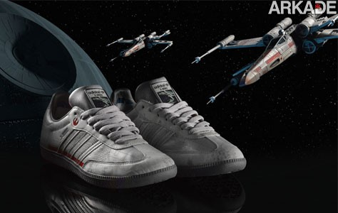 Adidas lança linha de roupas dedicadas à saga de Star Wars