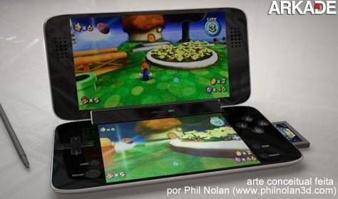 Nintendo anuncia seu próximo portátil, o 3DS