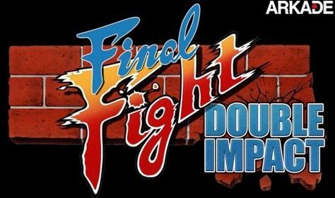 Final Fight: Double Impact chegará na metade de Abril