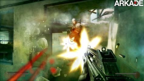 Liberadas primeiras imagens de Bodycount, do co-criador de Black