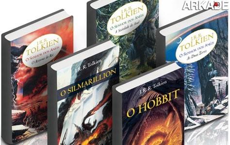 Imperdível! Compre 5 livros de Tolkien por apenas 50 reais