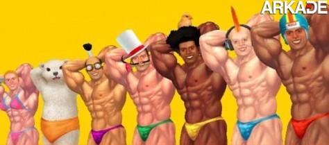 O jogo mais gay do mundo e candidato a pior da história!