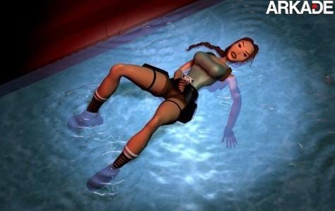 A evolução dos efeitos visuais de água nos vídeogames