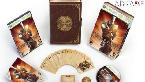 Fable III ganha versão para PC e edição de colecionador
