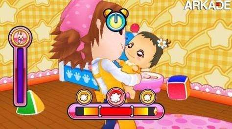 Wii ganha jogo que ensina jogador a como cuidar de bebês