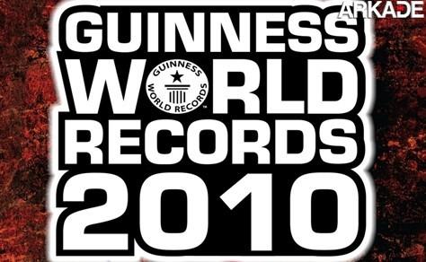 As 50 maiores franquias dos games do Guinness votadas pelos fãs