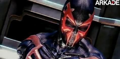 Trailer de Spider-Man: Shattered Dimensions revela 3º personagem