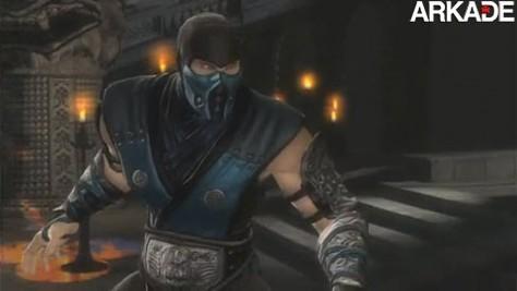 Novo Mortal Kombat ganha seu primeiro trailer