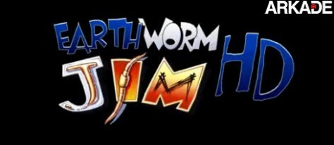 Earthworm Jim HD ganha seu primeiro trailer