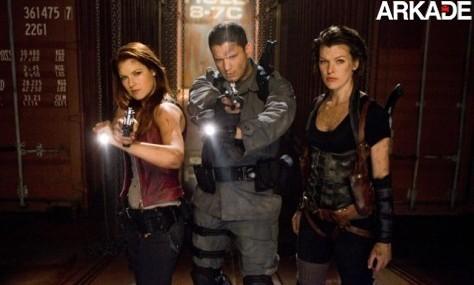 Liberadas novas imagens do filme Resident Evil: Afterlife