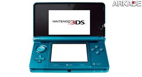 Preço e data do Nintendo 3DS serão anunciados dia 29/09