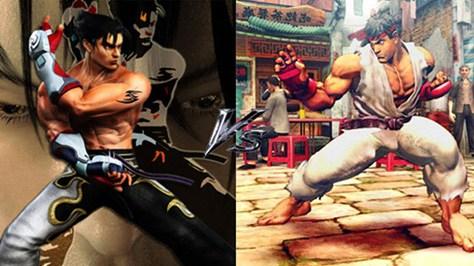 Rumor: Capcom e Namco preparando games de luta juntas?