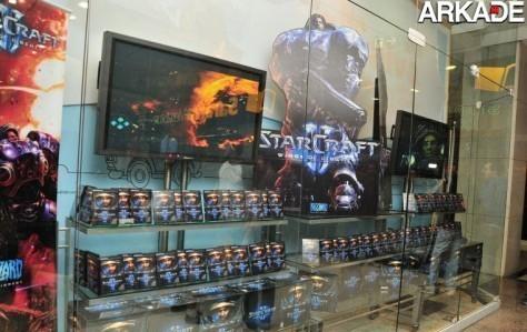 Veja como foi o lançamento oficial de StarCraft 2 no Brasil