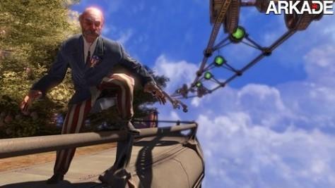 Preview: BioShock Infinite leva o Big Daddy para as alturas